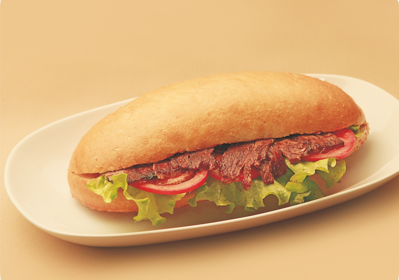 Doner Assorted in Baguette